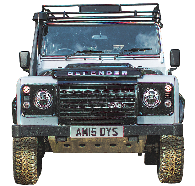 2016 DEFENDER 110 'ADVENTURE EDITION'