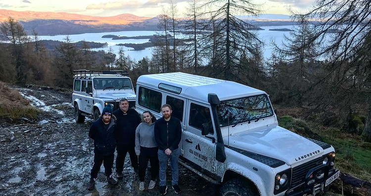 Adventures With Argyll Holidays