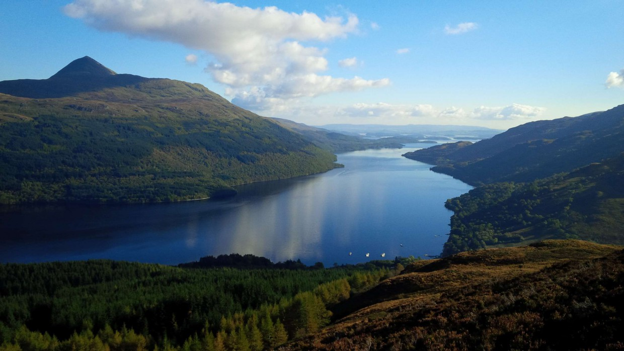 Scotland Voted Top Destination